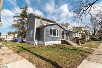 Roselle Boro Single Family Home For Sale: 336 W 3rd Ave