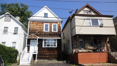 West Orange Twp. Multi Family Home For Sale: 19 Meade St