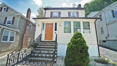 West Orange Twp. Single Family Home For Sale: 23 Ridgehurst Rd