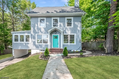 Maplewood Twp. Single Family Home For Sale: 17 Park Ave