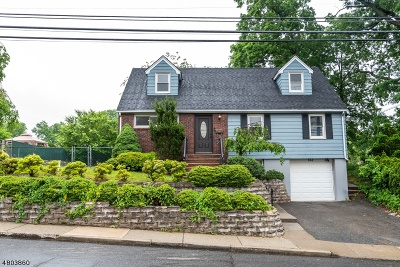 Nutley Twp. Single Family Home For Sale: 264 Prospect St