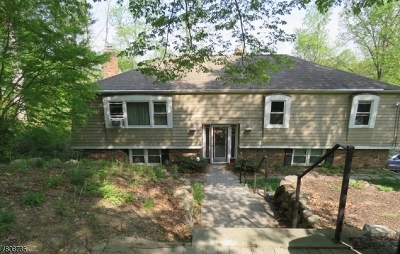 Morris Plains Boro Single Family Home For Sale: 95 Sun Valley Way
