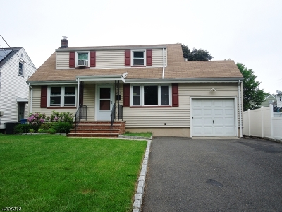 Scotch Plains Twp. Single Family Home For Sale: 227 Willow Ave