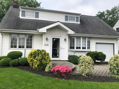 Union Twp. Single Family Home For Sale: 1106 Reeves Ter