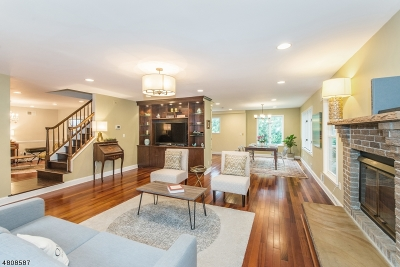 Nutley Twp. Single Family Home For Sale: 145 Pershing Ave