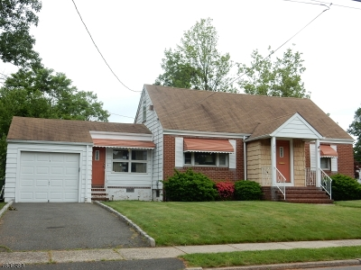 Linden City Single Family Home For Sale: 235 Edgewood Rd