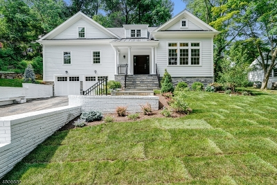 Summit City Single Family Home For Sale: 18 Glendale Rd