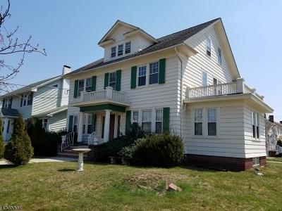 Elizabeth City Single Family Home For Sale: 736-738 Murray St