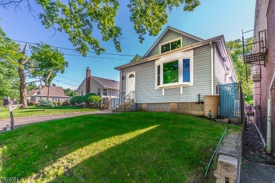 Kenilworth Boro Single Family Home For Sale: 286 S Michigan Ave