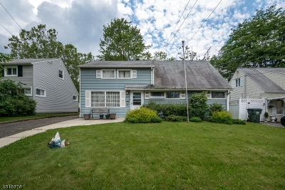 Woodbridge Twp. Single Family Home For Sale: 81 Grand Ave