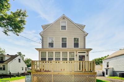 Roselle Boro Single Family Home For Sale: 114 Drake Ave