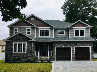 Morris Twp. Single Family Home For Sale: 1 Gordon Pl