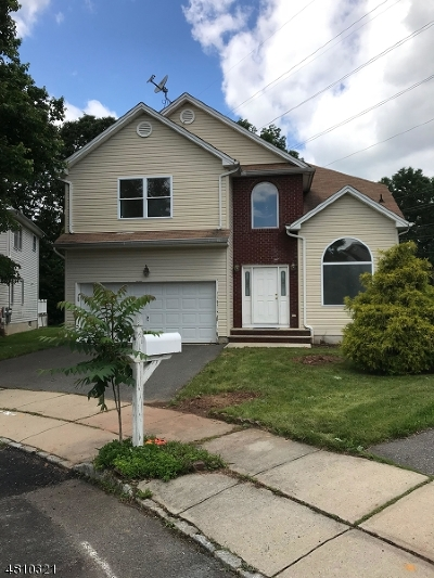 Fanwood Boro Single Family Home For Sale: 11 Cottage Way