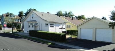 Hillside Twp. Single Family Home For Sale: 539 Purce St