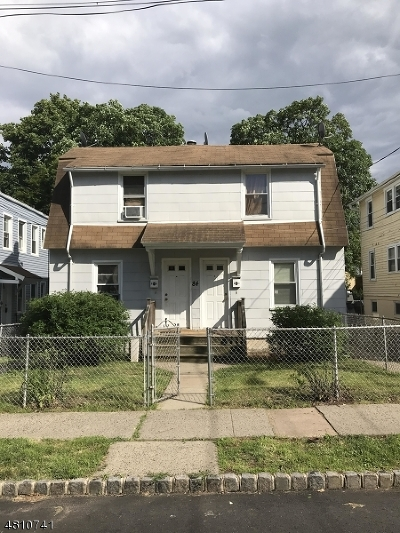 Montclair Twp. Multi Family Home For Sale: 84 Mission St