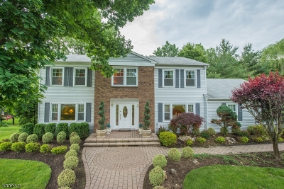 West Orange Twp. Single Family Home For Sale: 5 Howell Dr