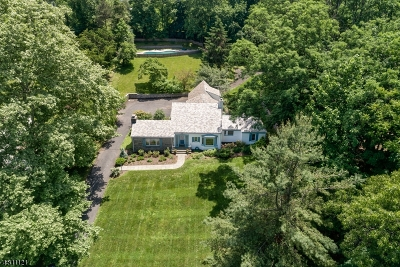 Chatham Twp. Single Family Home For Sale: 419 Fairmount Ave