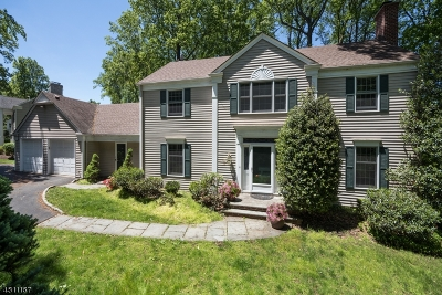 Chatham Twp. Single Family Home For Sale: 135 Sunset Dr
