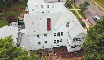 Montclair Twp. Multi Family Home For Sale: 57 Cedar Ave