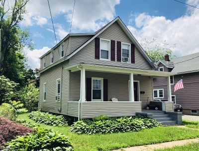 Morris Twp. Single Family Home For Sale: 21 Gregory Ave