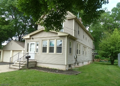 Kenilworth Boro Multi Family Home For Sale: 104 S Michigan Ave