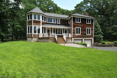 WATCHUNG Single Family Home For Sale: 1065 Johnston Dr