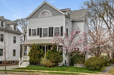 Morris Plains Boro Single Family Home For Sale: 77 W Hanover Ave