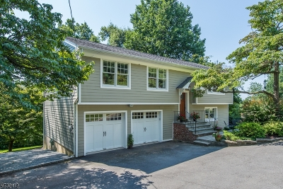 Chatham Twp. Single Family Home For Sale: 68 Ormont Rd