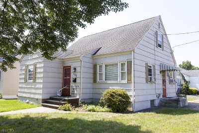 Clark Twp. Single Family Home For Sale: 111 Broadway