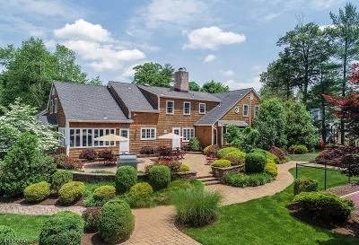 Livingston Twp. Single Family Home For Sale: 7 Nottingham Rd