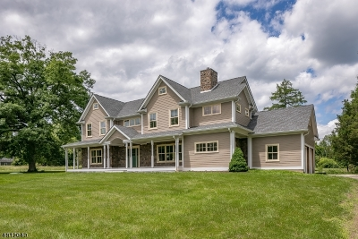 Bedminster Twp. Single Family Home For Sale: 31 Deer Haven Road