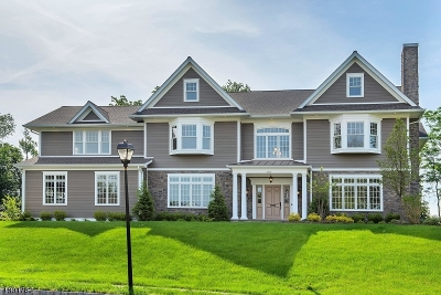 Florham Park Boro Single Family Home Active Under Contract: 162 Summit Rd