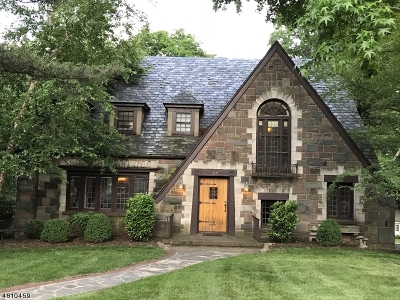 Maplewood Twp. Single Family Home For Sale: 150 Wyoming Ave
