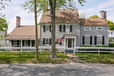Union Twp. Single Family Home For Sale: 1835 Vauxhall Rd