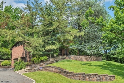Millburn Twp. Single Family Home For Sale: 9 Farview Rd