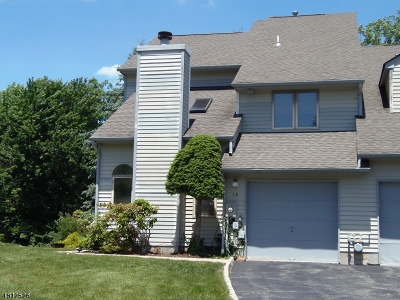 West Orange Twp. Condo/Townhouse For Sale: 10 Fowler Dr