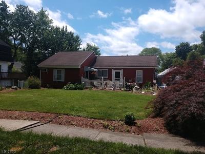 Roselle Park Boro Single Family Home For Sale: 532 Roosevelt St