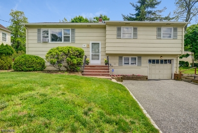 West Orange Twp. Single Family Home For Sale: 14 Woodhull Ave