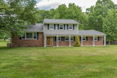 Scotch Plains Twp. Single Family Home For Sale: 7 Aberdeen Rd