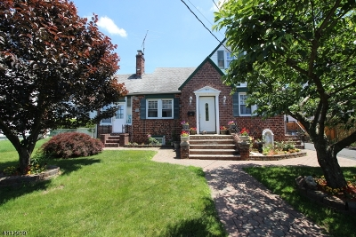 Single Family Home For Sale: 937 Lafayette Ave
