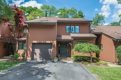 West Orange Twp. Condo/Townhouse For Sale: 50 Mullarkey Dr