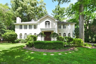 Millburn Twp. Single Family Home For Sale: 40 Cambridge Dr