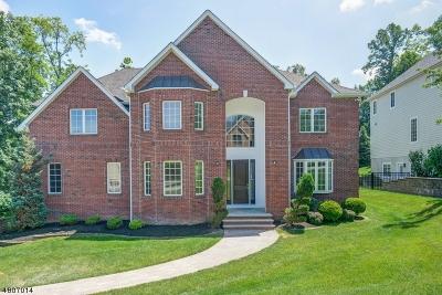 Florham Park Boro Single Family Home For Sale: 3 Beacon Hill Rd