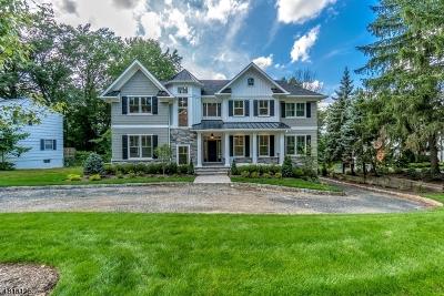 Millburn Twp. Single Family Home For Sale: 76 Far Brook Dr