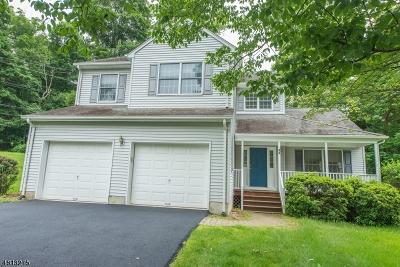 Randolph Twp. Single Family Home For Sale: 12 Sylvia Pl