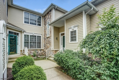 West Orange Twp. Condo/Townhouse For Sale: 1 Oconnor Cir