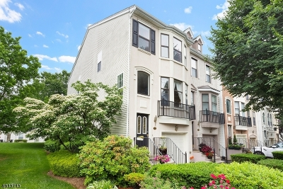 Nutley Twp. Condo/Townhouse For Sale: 317 Wilshire Dr