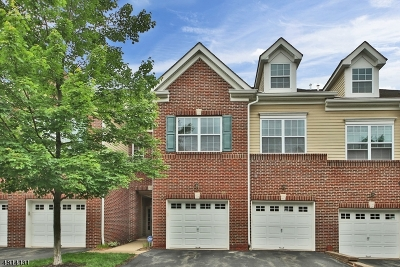 Morristown Town Condo/Townhouse For Sale: 40 Taft Ln