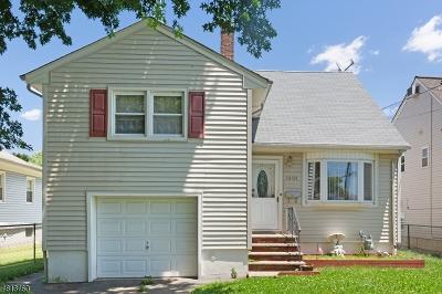 Linden City Single Family Home For Sale: 1307 Emma Pl