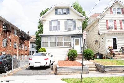 Roselle Park Boro Single Family Home Active Under Contract: 59 Warren Ave